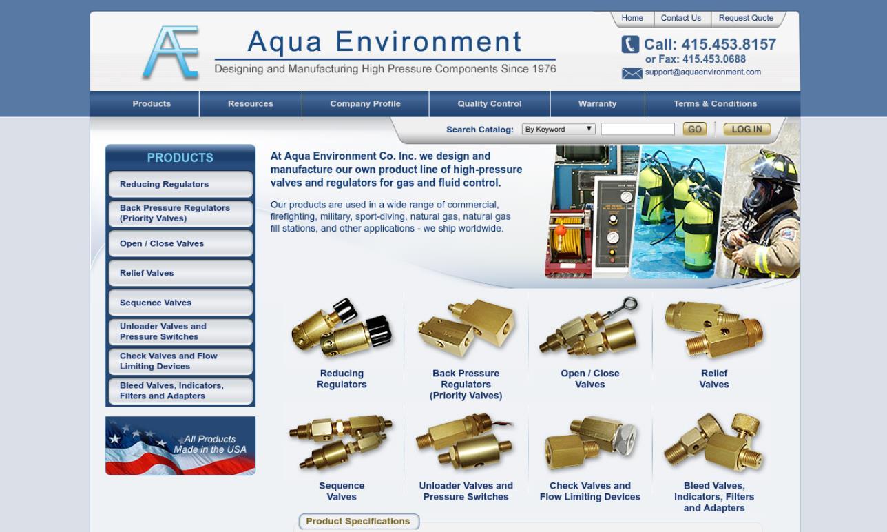 Aqua Environment Co. Inc.