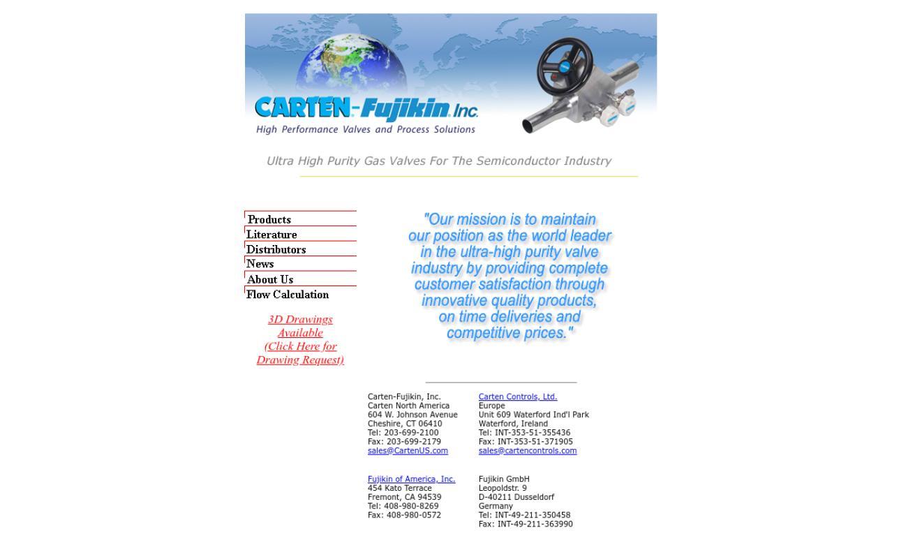 Carten® Controls