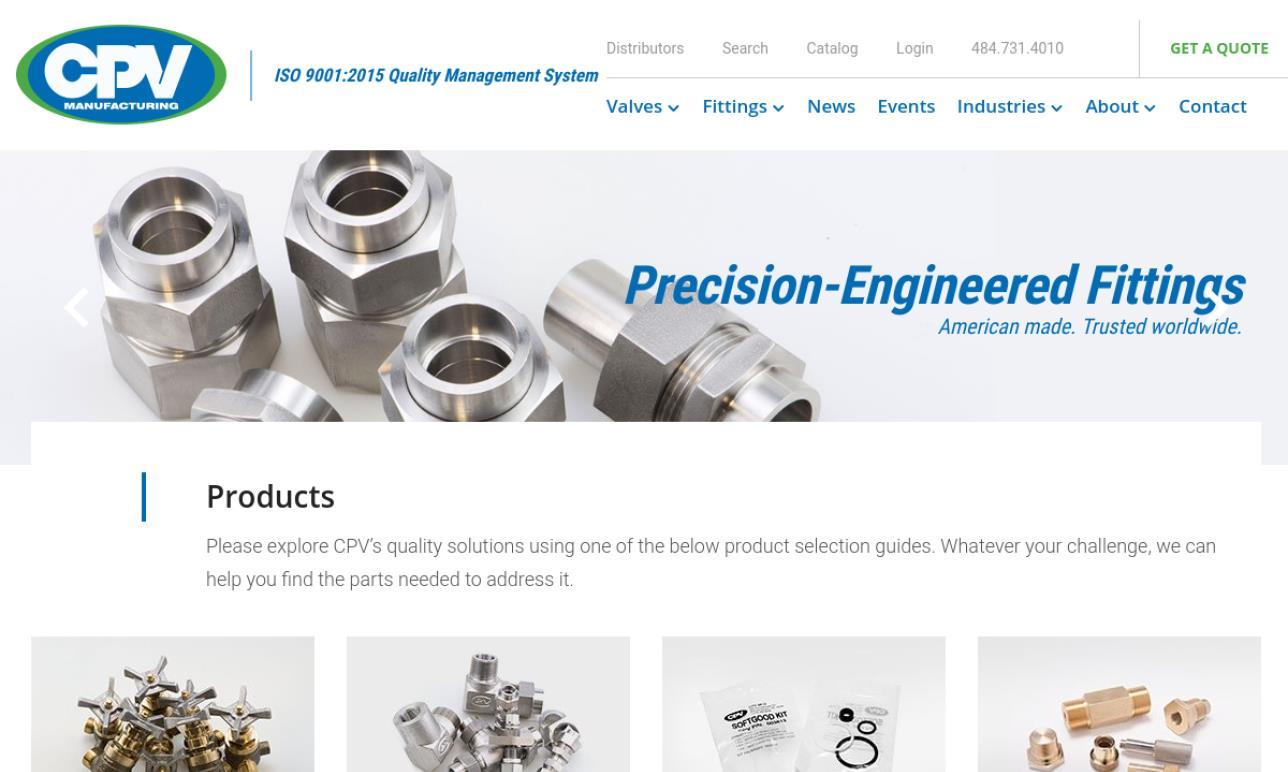 CPV Manufacturing, Inc.