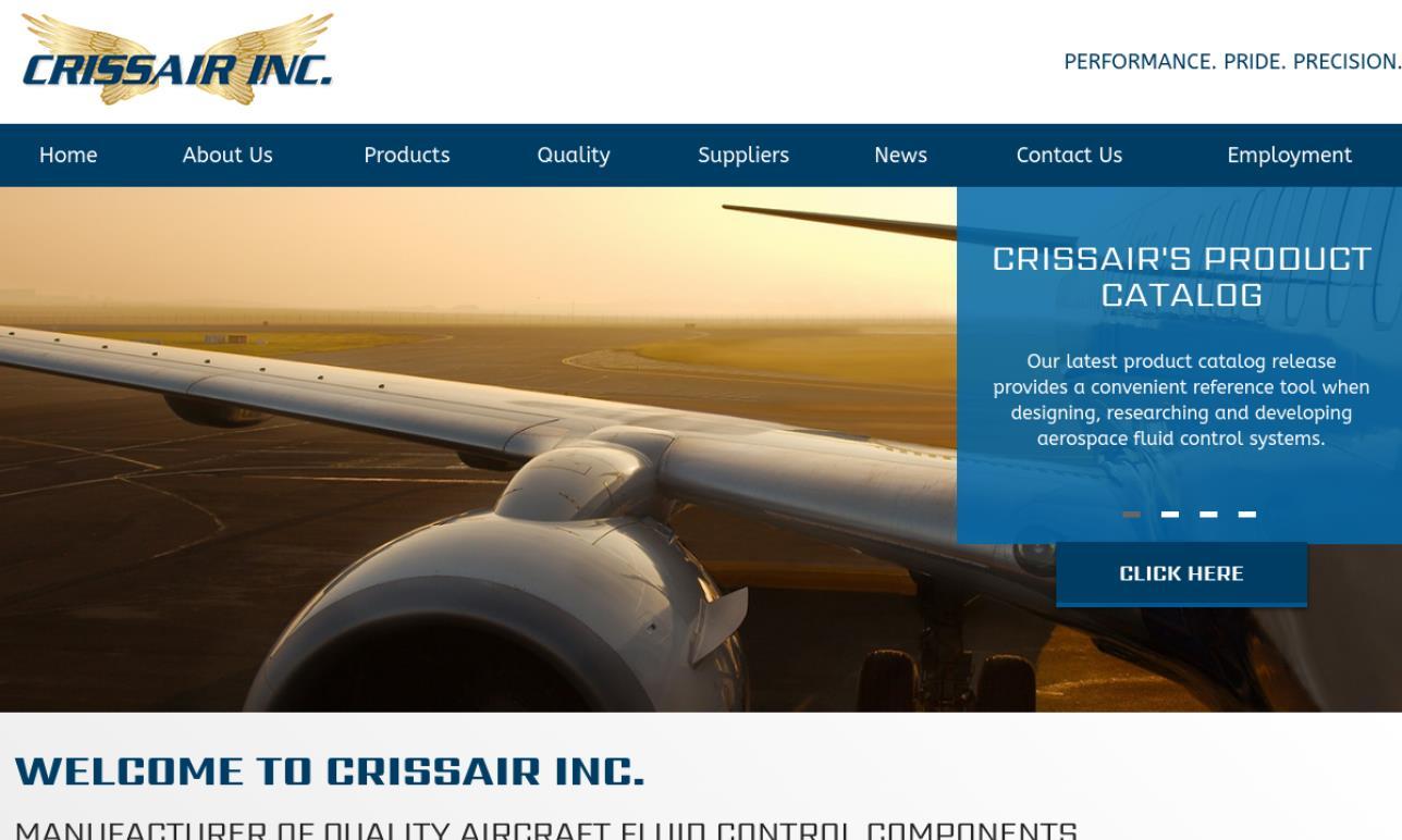 Crissair, Inc.