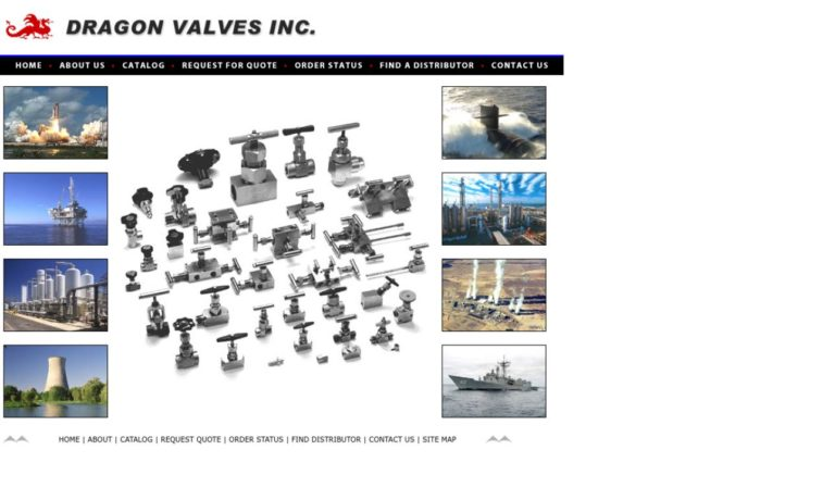 Dragon Valves Inc.
