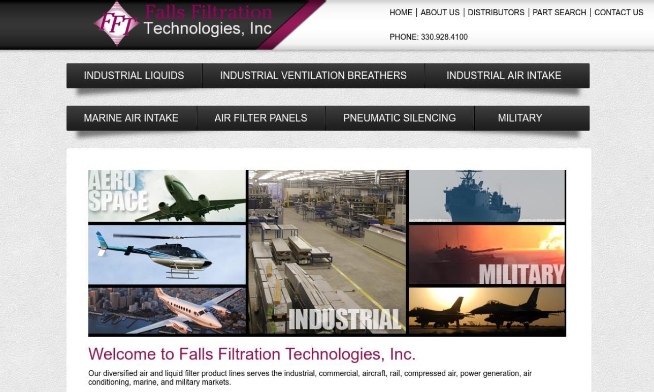 Falls Filtration Technologies, Inc.