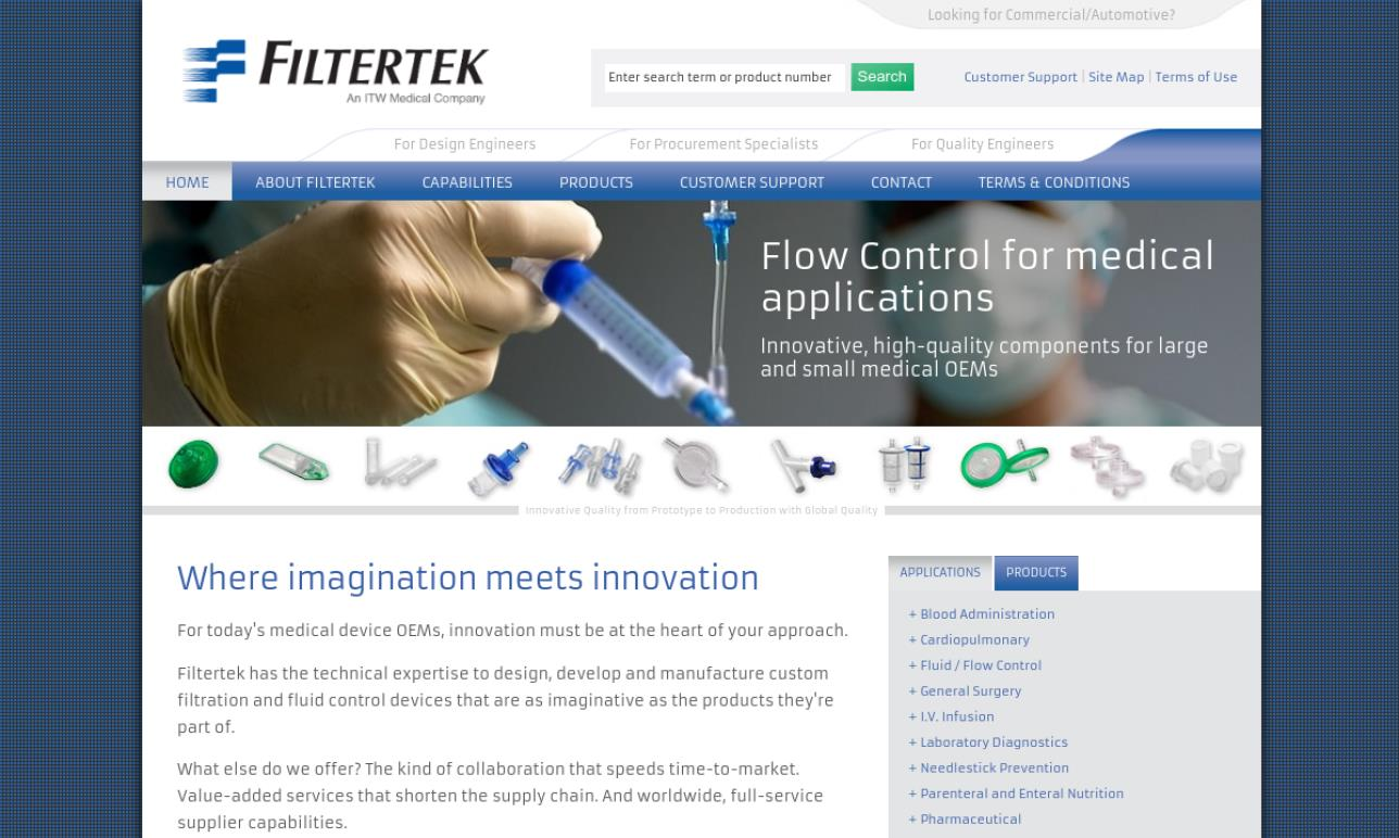 Filtertek Inc.