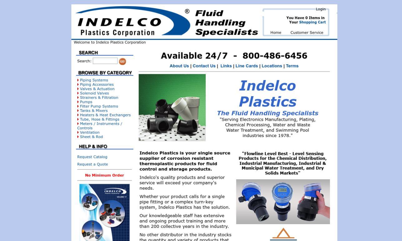 Indelco Plastics Corporation