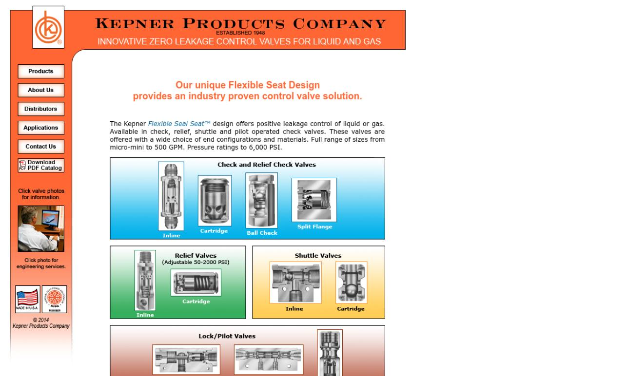 Kepner Products Company