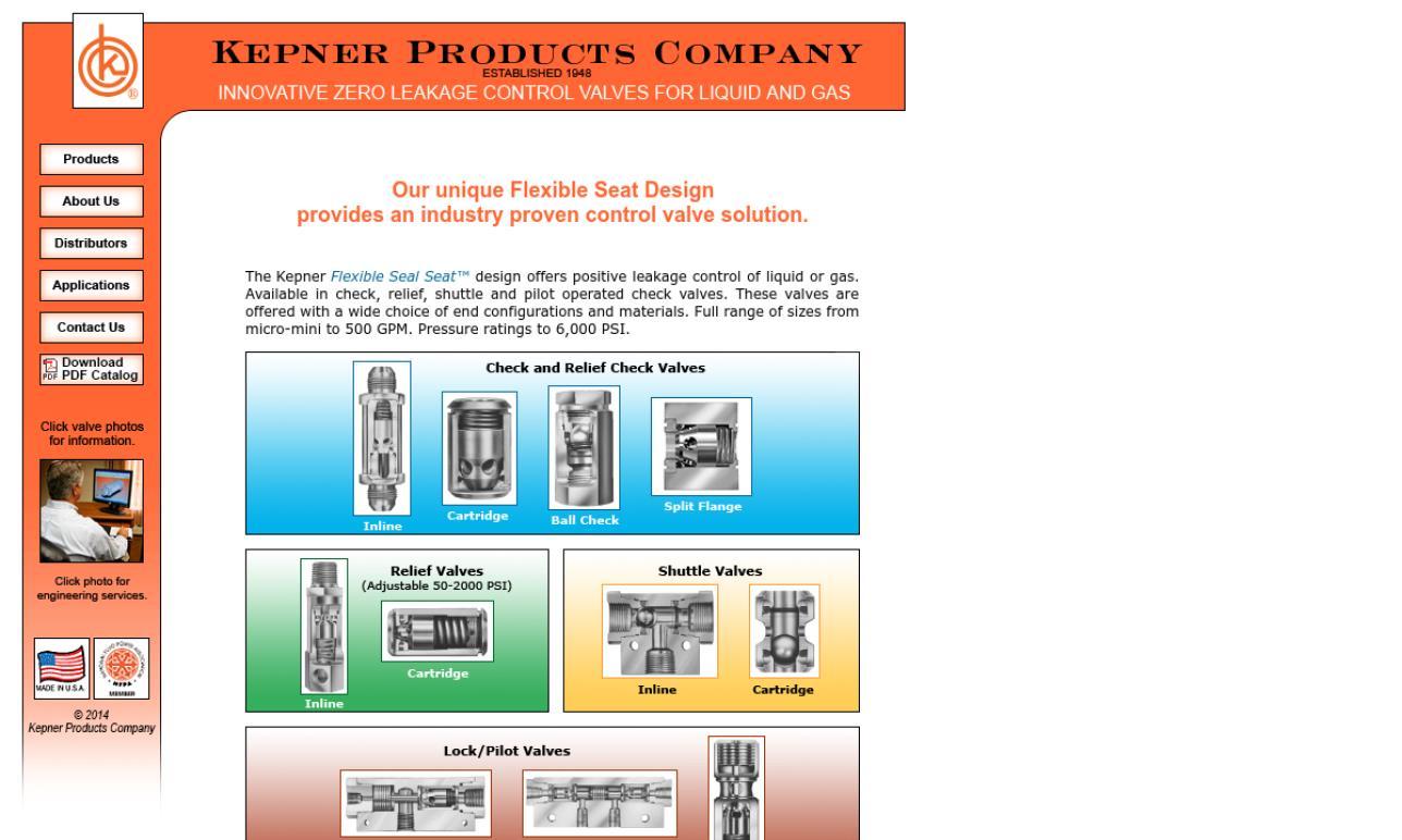 Kepner Products Company