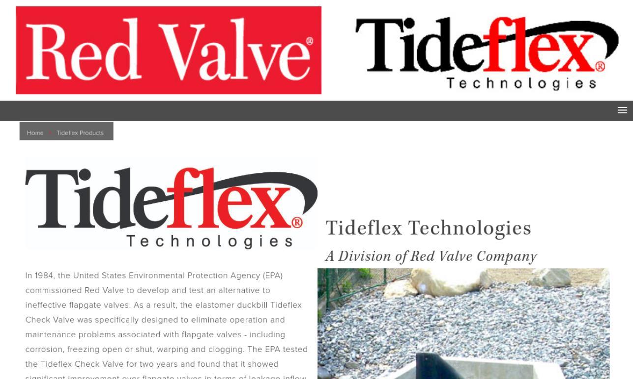 Tideflex® Technologies
