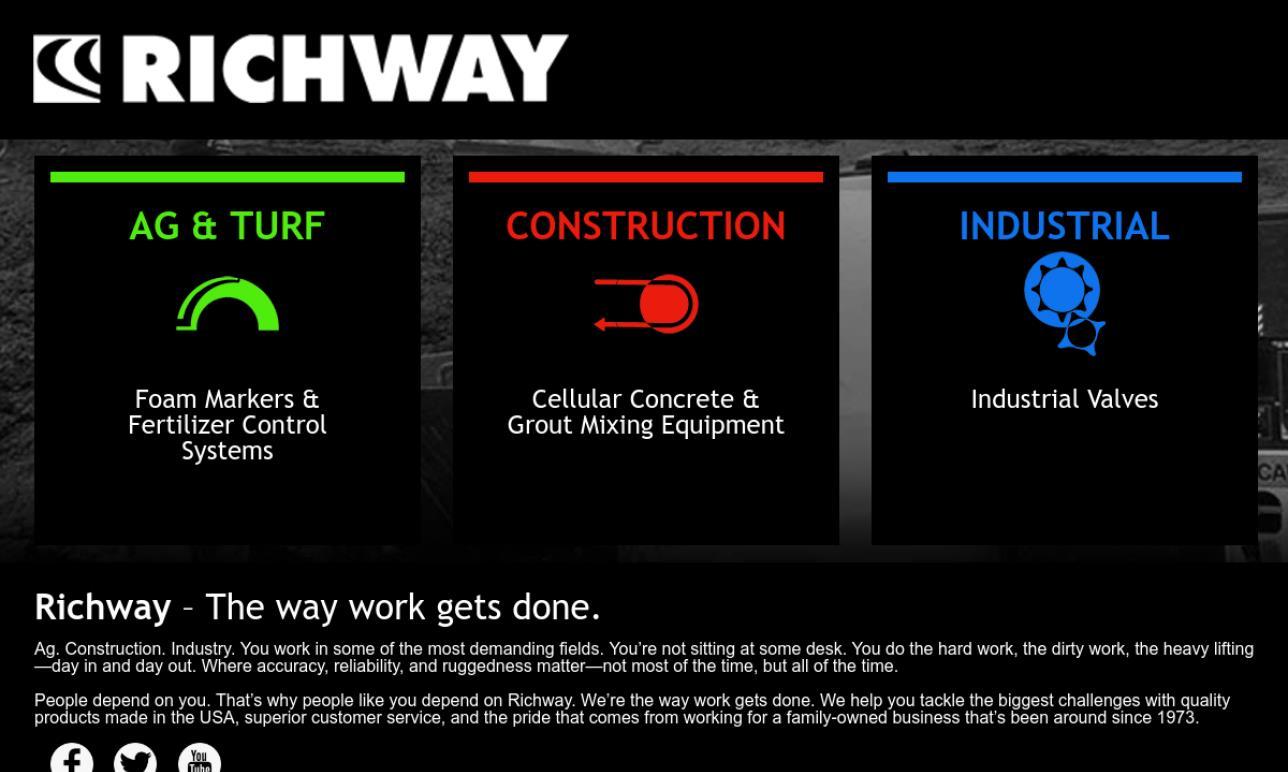 Richway™ Industries, Ltd.