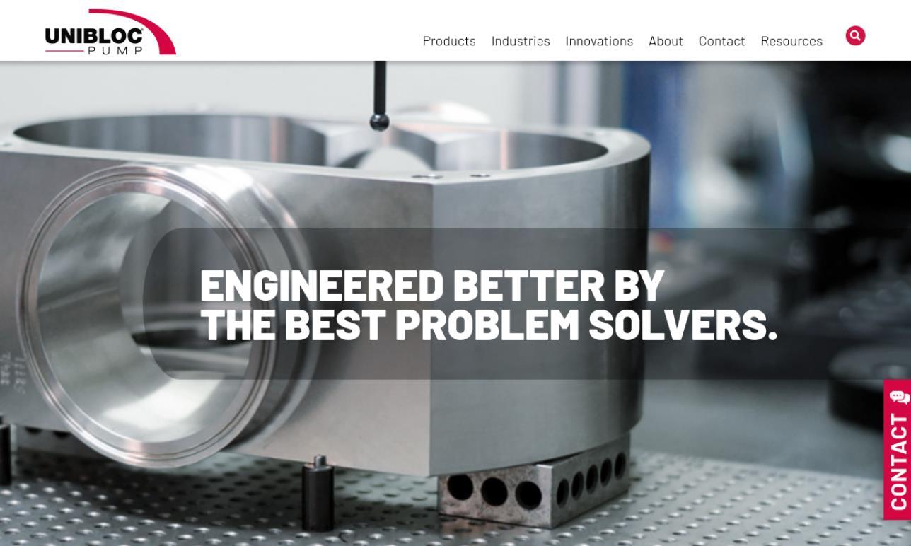 Flowtech Div./UNIBLOC®-Pump, Inc.
