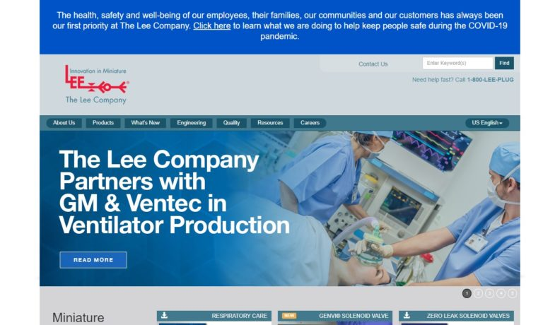 The Lee Company