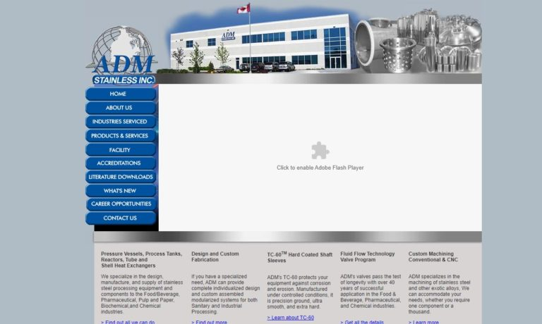 ADM Stainless Inc.